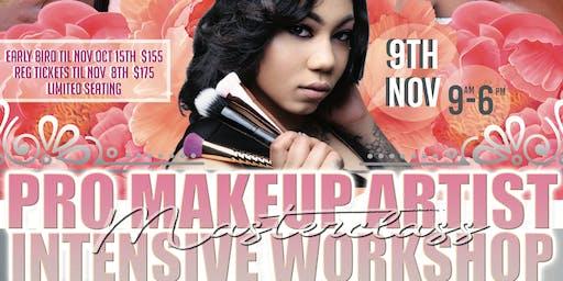 Pro Makeup Artist Master Class