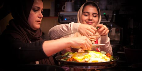 Iranian cookery class with Elahe and Parastoo. tickets
