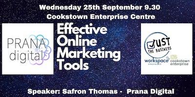 Effective Digital Marketing Tools