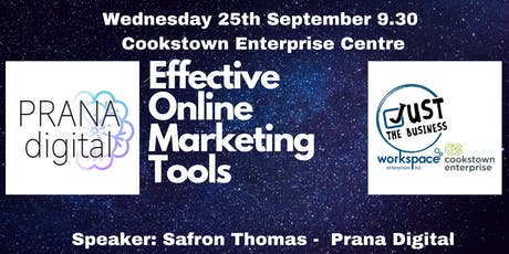 Effective Digital Marketing Tools tickets