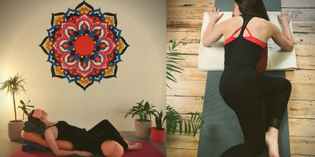 THE RESTORATIVE SERIES: Relax, Restore, Reset & Reconnect tickets