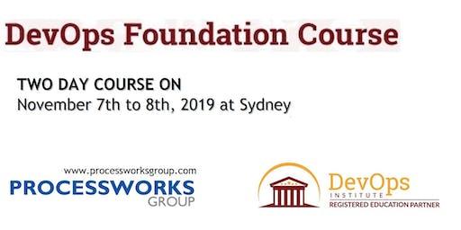 DevOps Foundation Course [2 Days Certification Course]