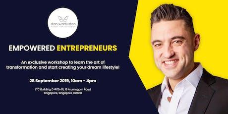 Empowered Entrepreneur with Dan Warburton tickets