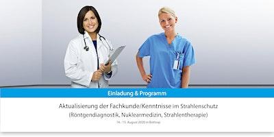 Aktualisierung der Fachkunde/Kenntnisse im Strahlenschutz
