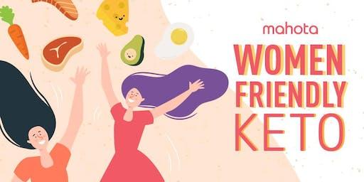 Women Friendly Keto Workshop