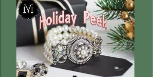 Lauren's Magnolia and Vine Boutique Holiday Peek