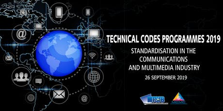 TECHNICAL CODES PROGRAMMES 2019 tickets