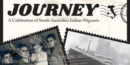 Journey - A Celebration of South Australia's Italian Migrants