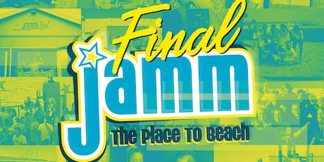 Final Jamm tickets