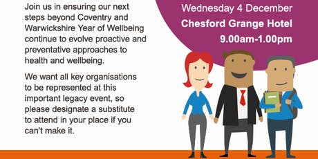 Year of Wellbeing - End of Year event tickets
