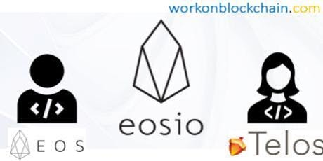 FREE 1-day EOSIO Blockchain Developer Workshop (London) tickets