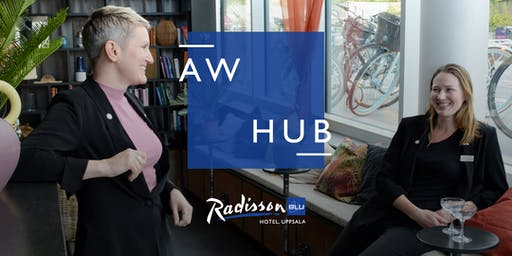 AW Hub 4/10 - en afterwork för nätverkssugna