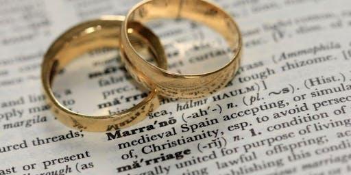 MET LONDON GATHERING - Remaining Faithful: Marriage and Methodism