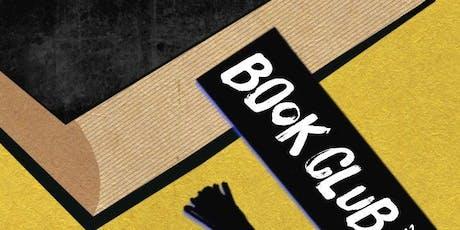 The October Alternative Book Club tickets