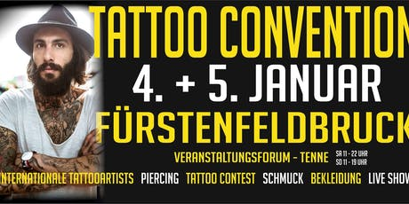 Tattoo Convention Fürstenfeldbruck Tickets