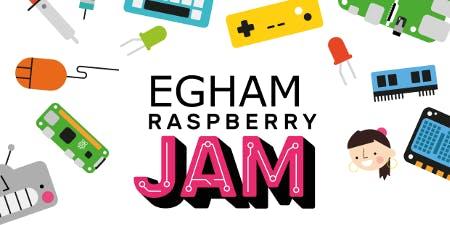 23rd Egham Raspberry Jam - New Location