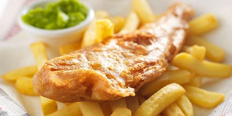 School of Education: Fish & Chip Night tickets