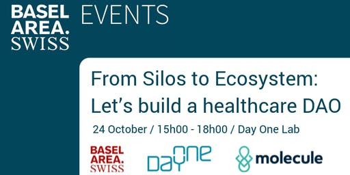 From Silos to Ecosystem: Let's build a healthcare DAO