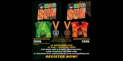 MAG Run 2019