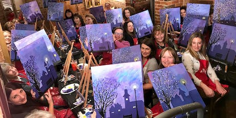 Winter Lights Brush Party - Wimbledon tickets