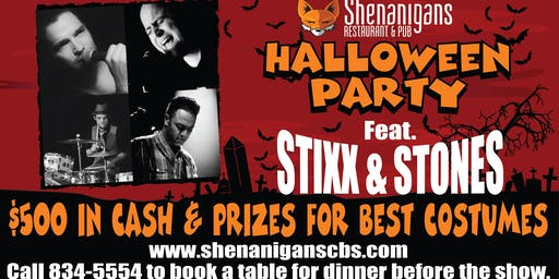 Shenanigans Halloween Party