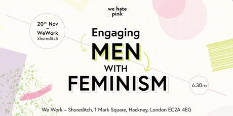 Engaging Men with Feminism tickets