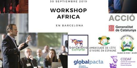 FÓRUM:  WORKSHOP AFRICA tickets