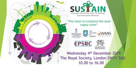 SUSTAIN Engagement Event  The Royal Society London tickets