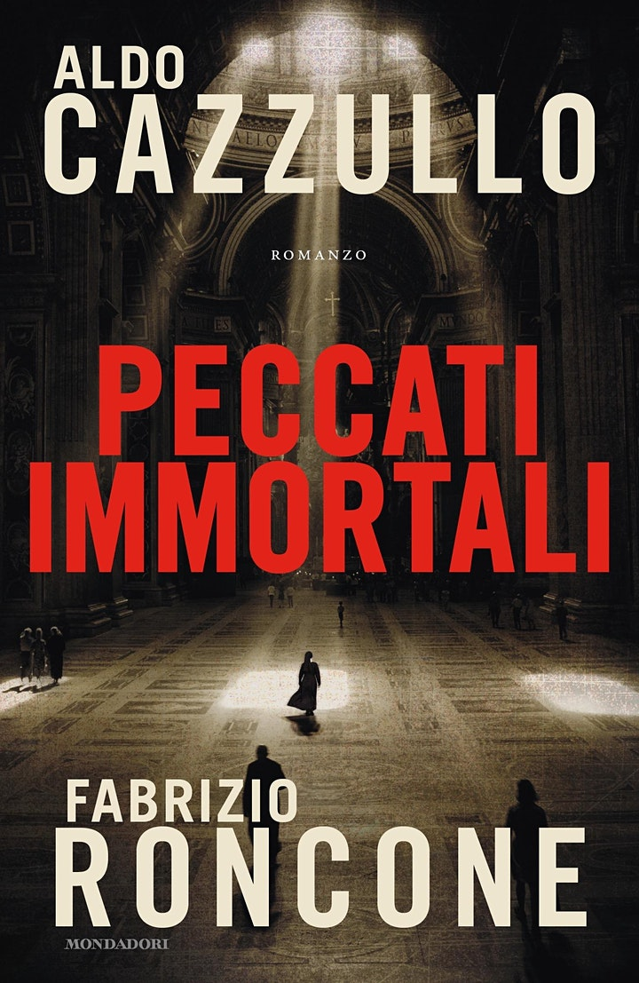 """Immagine Eliseo Cultura: presentazione libro """"Peccati immortali"""""""