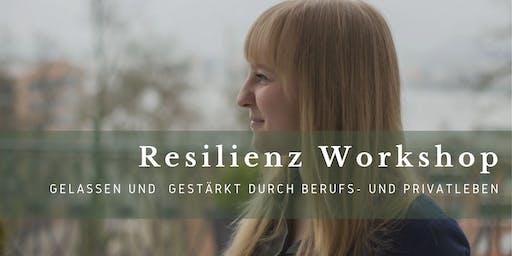 Resilienz erlernen  - Gelassen und  Gestärkt durch Berufs- und Privatleben