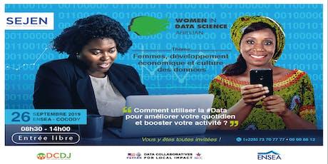 WOMEN in DATA billets