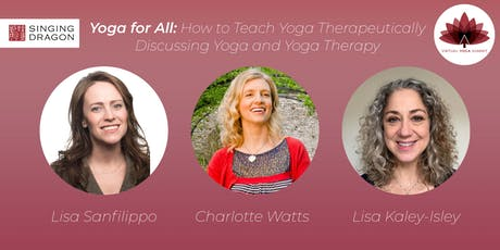Virtual Yoga Summit presents: How to Teach Yoga Therapeutically tickets