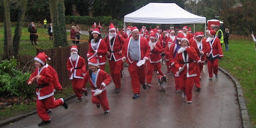 Meriden Santa Fun Run 2019