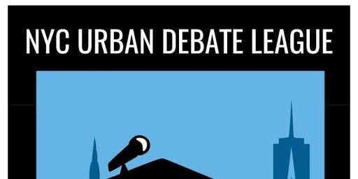 UDL MS Tournament #1 Public Forum Debate Workshop Sign Up!