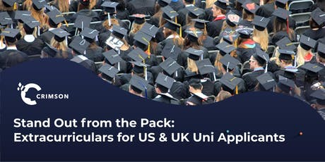 Stand Out from the Pack: Extracurriculars for US & UK Uni Applicants | SG tickets