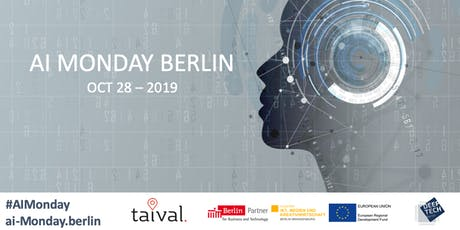 AI Monday Berlin - Oct 28 - Focus on Healthcare Tickets