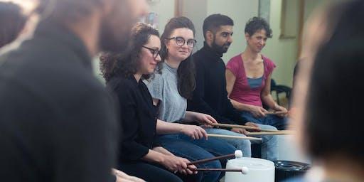 Drumming & Meditation