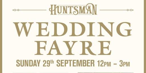 The Huntsman Inn Wedding Fayre