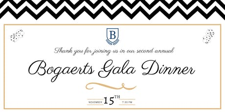 BOGAERTS GALA NIGHT billets