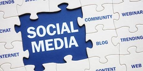 Beginner's Guide to Social Media tickets