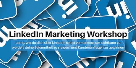 LinkedIn Marketing Workshop Tickets