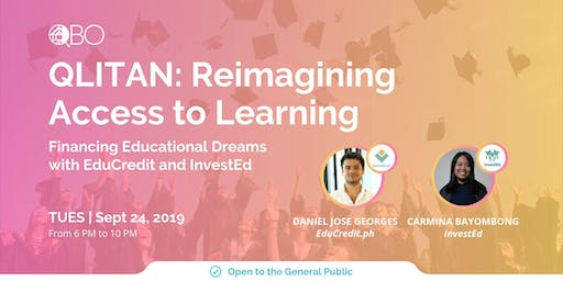 QLITAN: Reimagining Access to Learning - Financing Educational Dreams with EduCredit.ph and InvestEd