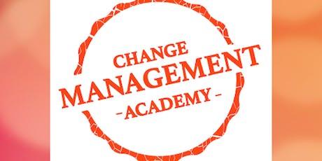 APMG Change Management Foundation tickets