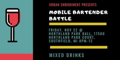 The Mobile Bartender Battle