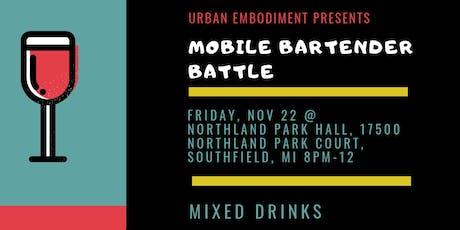 The Mobile Bartender Battle tickets