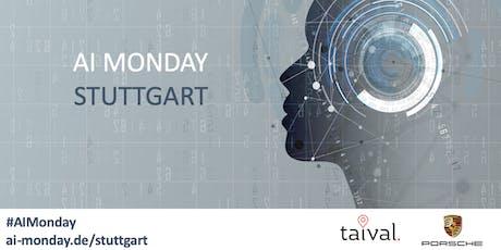 AI Monday Stuttgart - Oct 7 Tickets