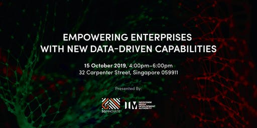 Empowering Enterprises with New Data-Driven Capabilities