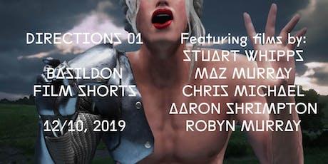 Directions 01 - Basildon Film Shorts tickets