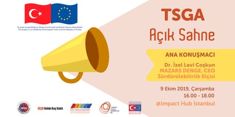 TSGA Açık Sahne İstanbul #4 tickets