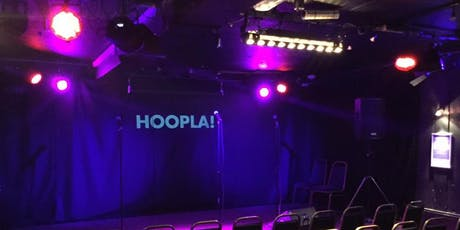 HOOPLA: YesLand Improv Jam. FREE  tickets